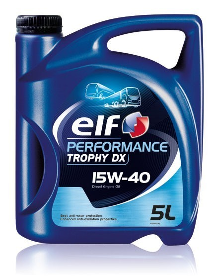 Aceite ELF Performance Trophy DX 15W40-recambios-infra