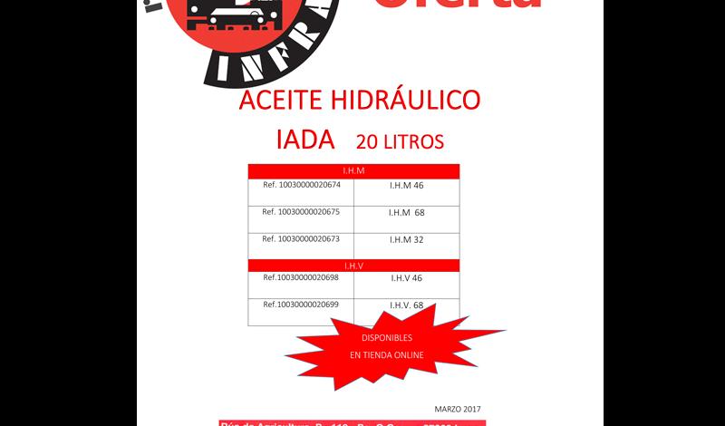 recambios-infra-aceite-hidraulico-iada-20-litros