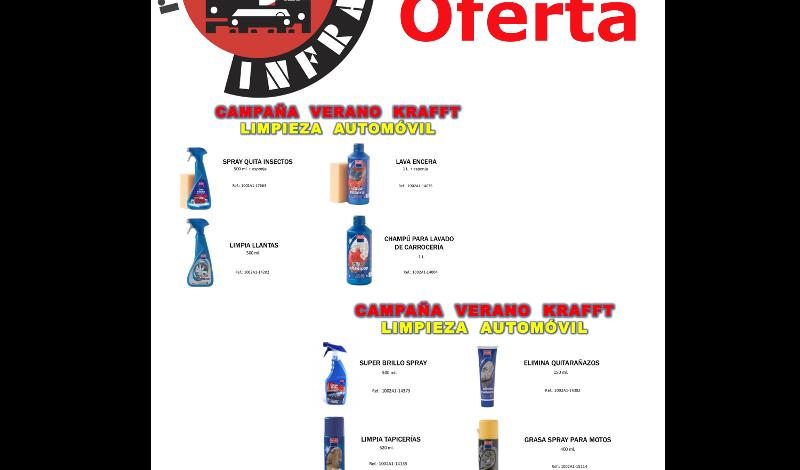 recambios-infra-KRAFFT-CAMPAÑA-VERANO