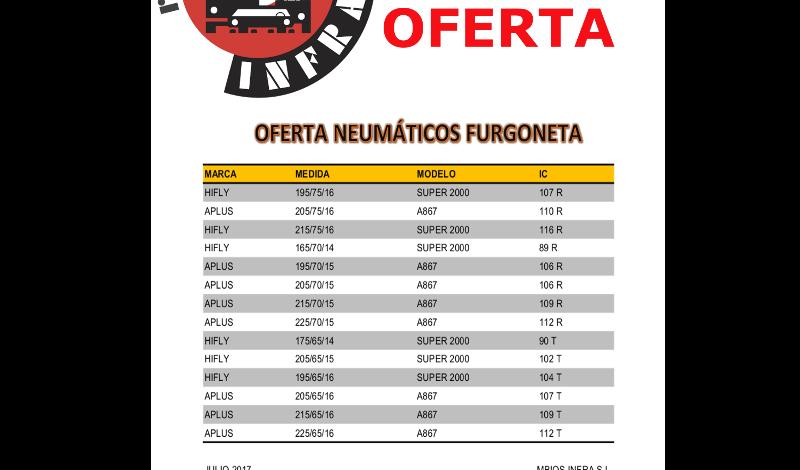 recambios-infra-RUEDAS-FURGONETA