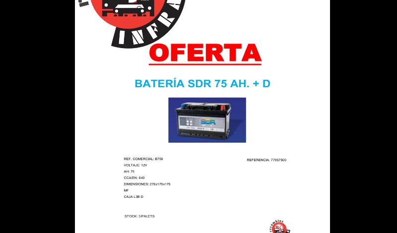 recambios-infra-SDR-BATERIA