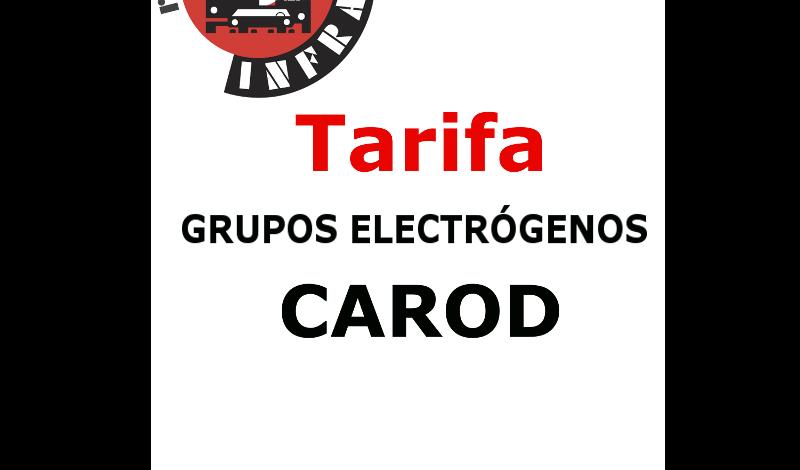 recambios-infra-CAROD-TARIFA-CATALOGO-GRUPOS-ELECTROGENOS