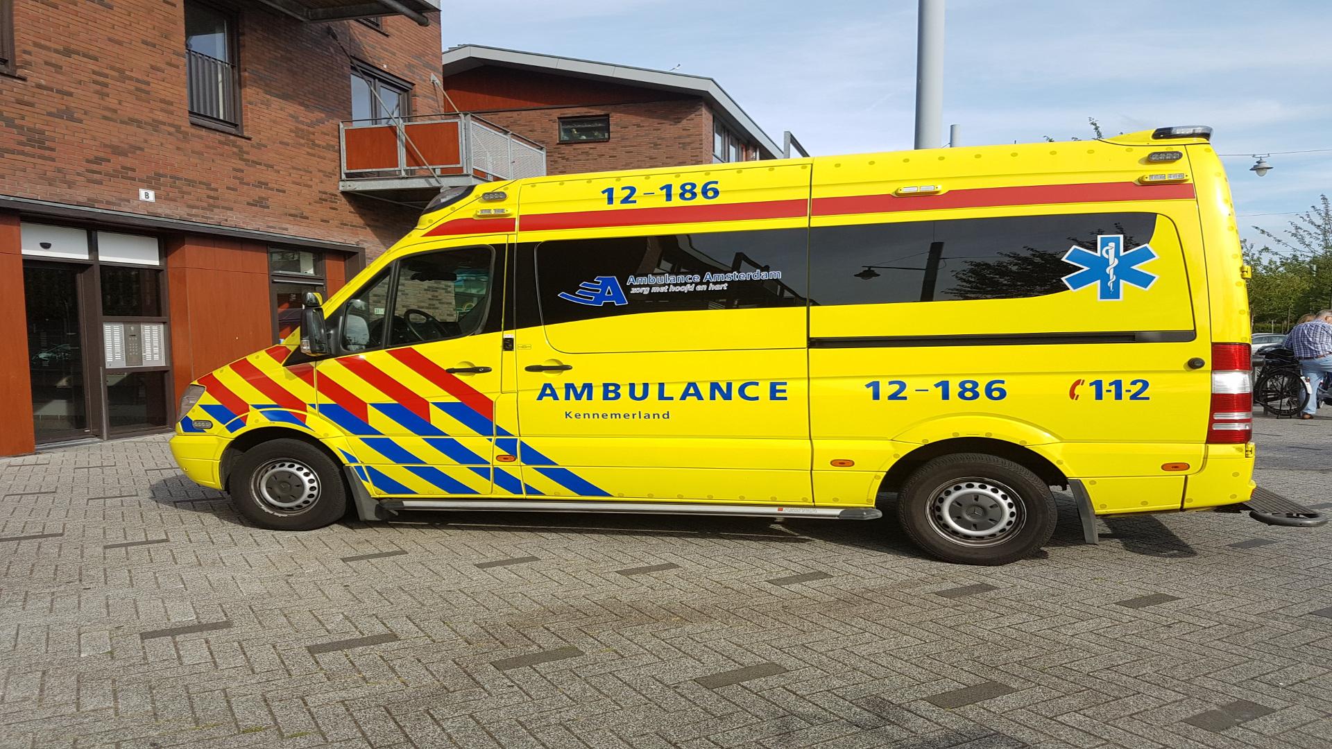 Sabias que las ambulancias podran cambiar la musica de tu coche por sus sirenas.1920