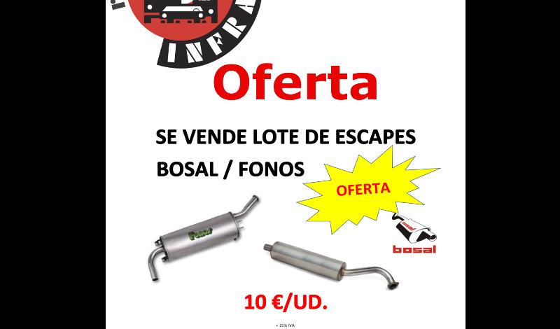 recambios-infra-ESCAPES-BOSAL