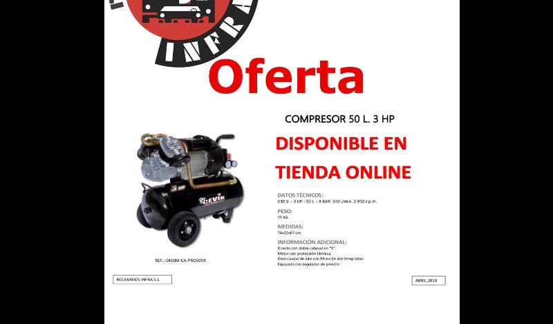 recambios-infra-COMPRESOR-3-HP