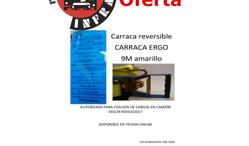 recambios-infra-OFERTA-CARRACA