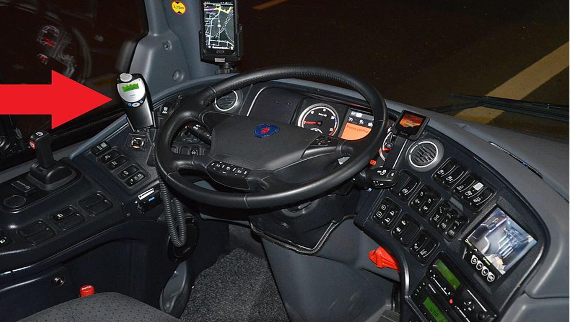 Se rebajara el limite de la tasa de alcohol permitidas a conductores profesionales1920