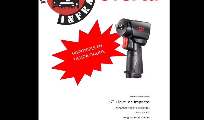 recambios-infra-M7-LLAVE-DE-IMPACTO