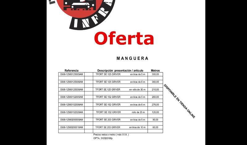 recambios-infra-MANGUERA