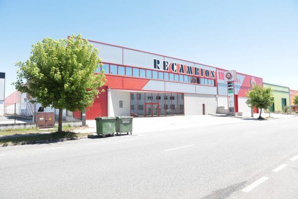 Recambios Infra en Lugo