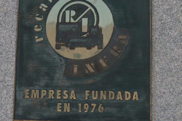 Recambios Infra Empresa fundada en 1976
