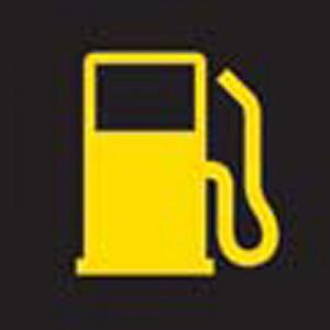 gasolina Se ha encendido una luz en mi cuadro de mandos Qué significa-recambios infra
