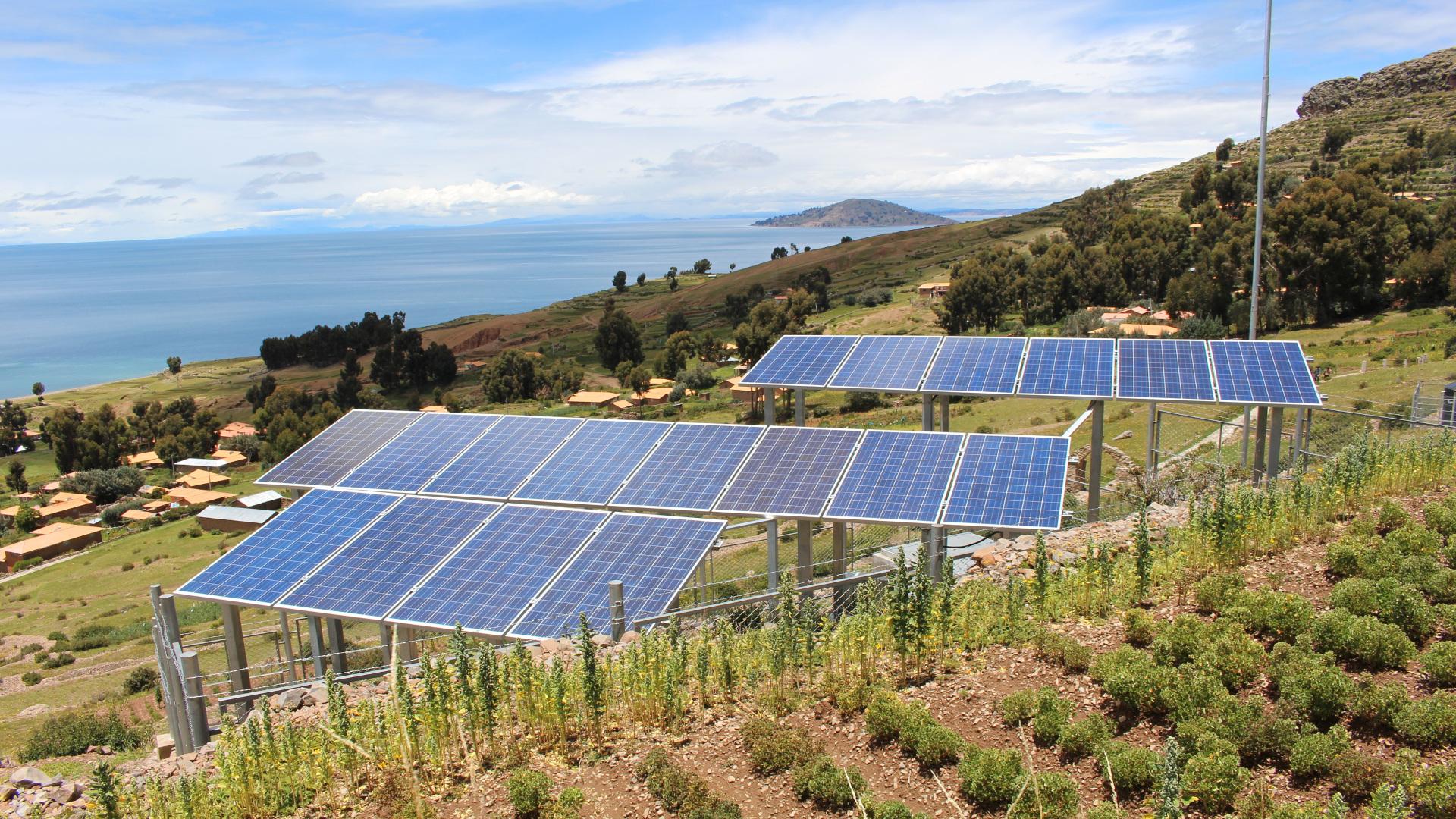 Nuevas ayudas en el sector primario para proyectos de energías renovables 1920