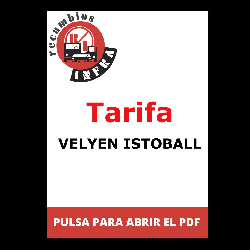 recambios-infra-VELYEN-ISTOBALL-Catalogo-Oferta-Precios
