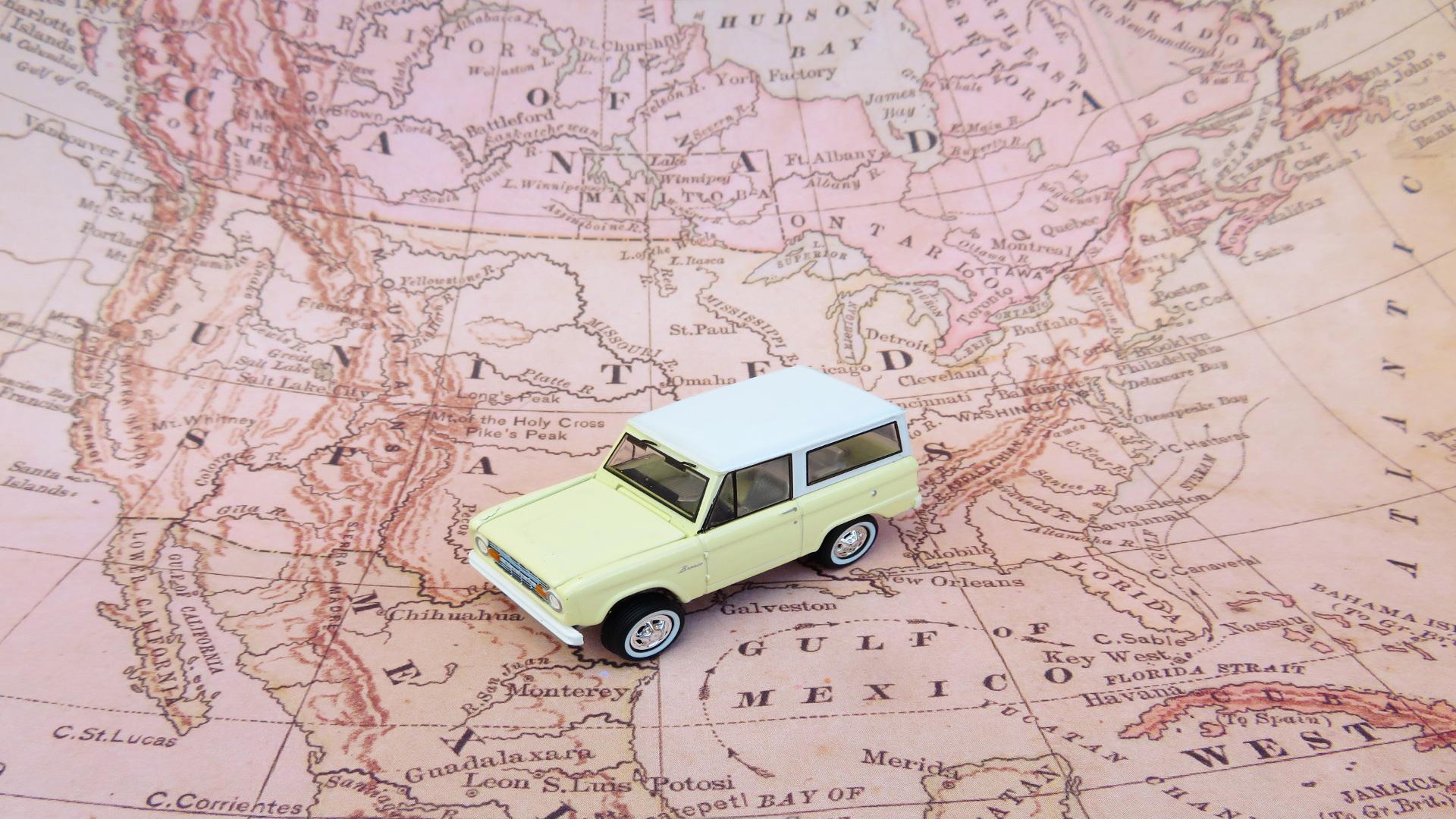 Permiso internacional para conducir1920