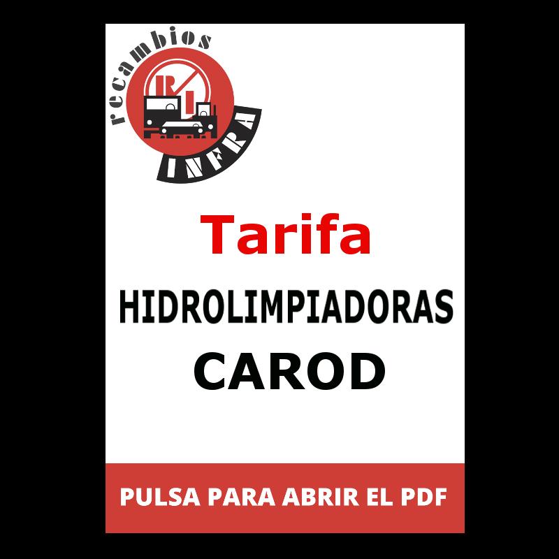 recambios-infra-CAROD-TARIFA-HIDROLIMPIADORAS