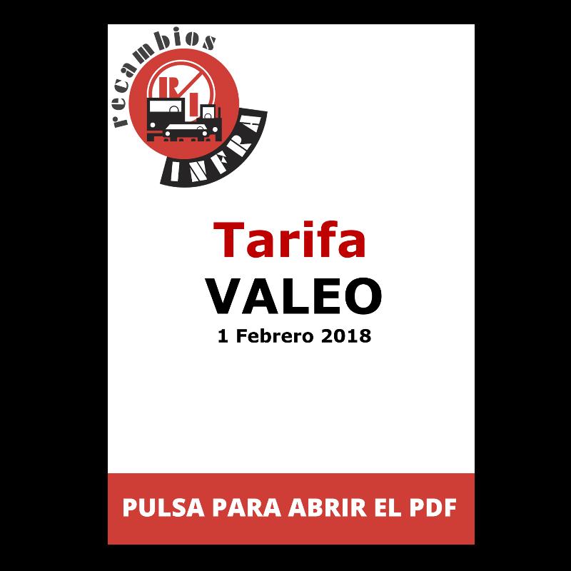 recambios-infra-VALEO-TARIFA-PVP-1 FEBRERO-2018
