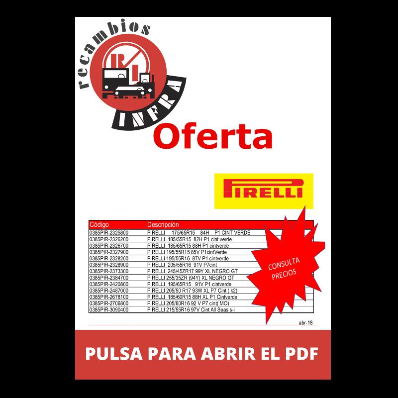 recambios-infra-PIRELLI-OFERTA