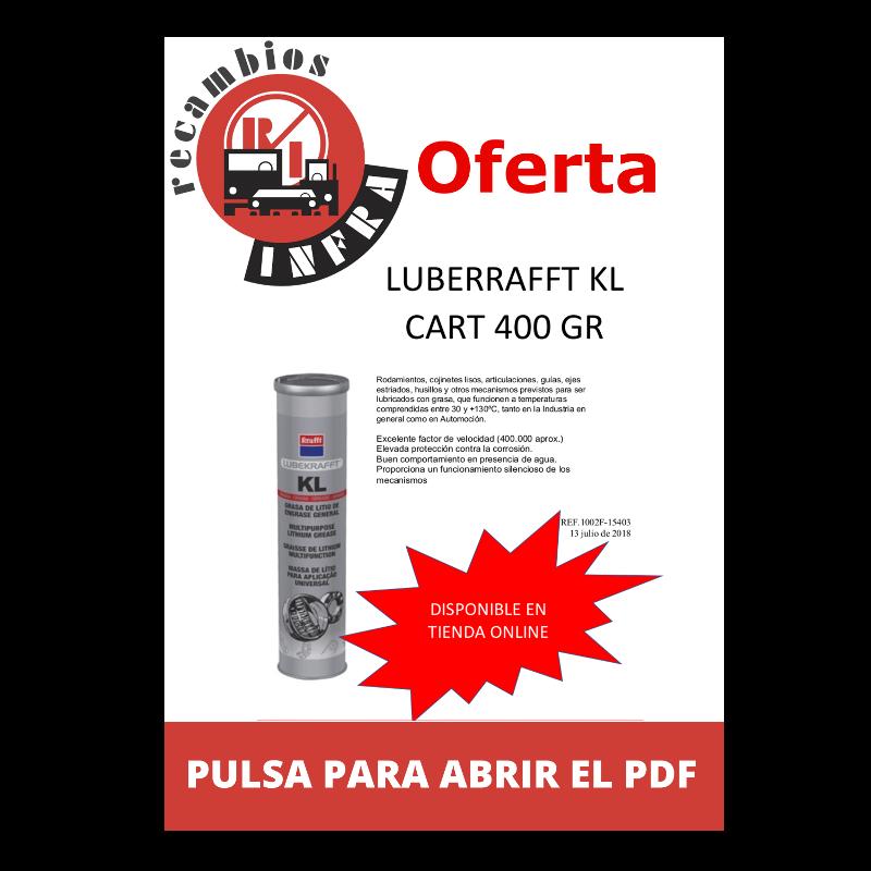 recambios-infra-KRAFFT-LUBEKRAFFT KL
