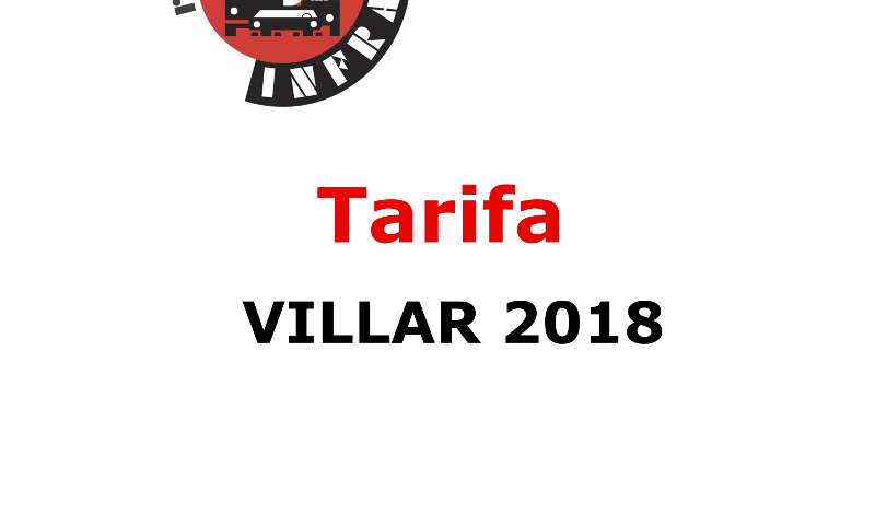 recambios-infra-Tarifa-Villar-2018