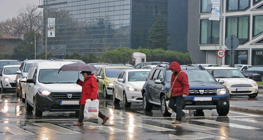 Cuidado con la lluvia y el coche 1920