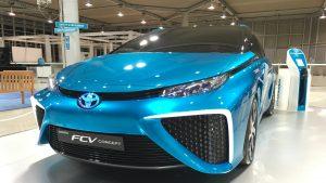 A Toyota le da igual la prohibicion de vender vehiculos de combustion 1920