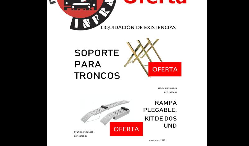 recambios-infra-LIQUIDACION-DE-EXISTENCIAS