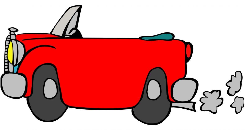 Sabías esto del color del humo de tu coche 1920