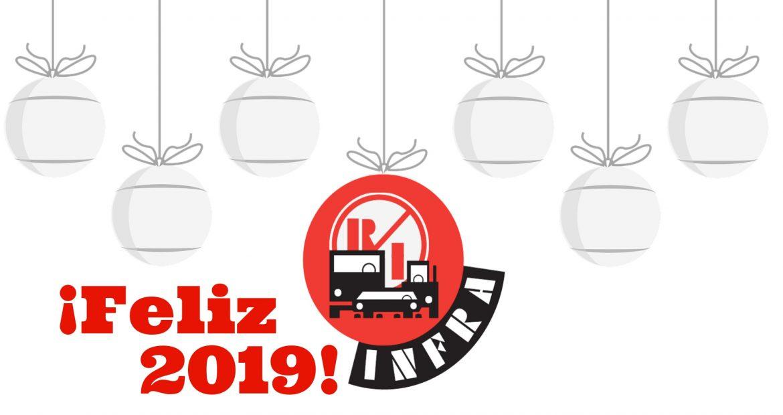 feliz 2019 infra