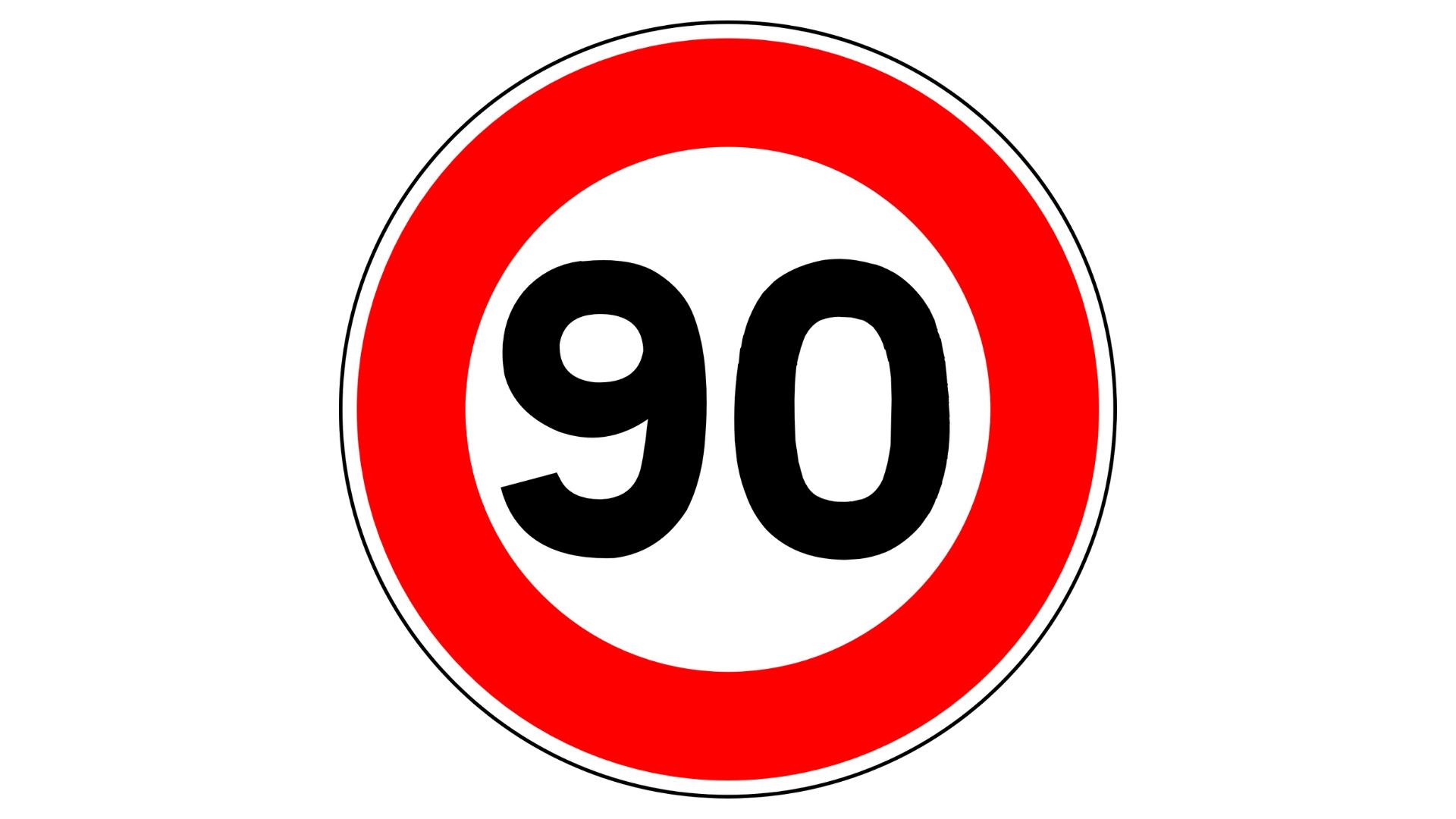 La reducción de velocidad a 90 kmhen las carreteras convencionales entra en vigor este martes 29 de enero1920