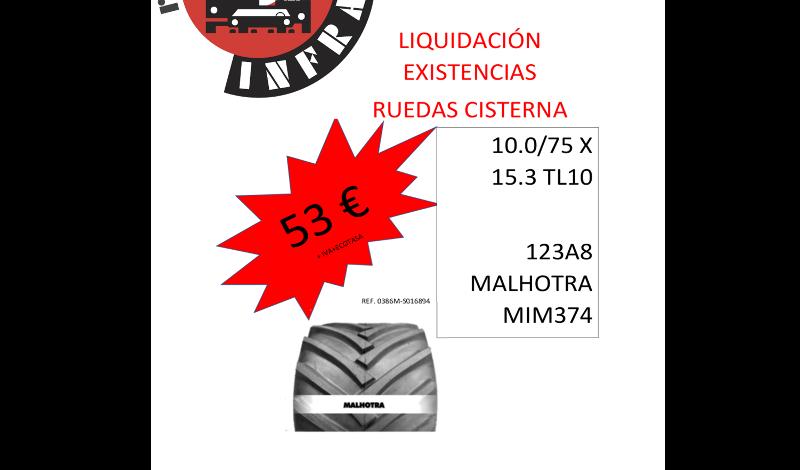 recambios-infra-RUEDA-CISTERNA-LILQUIDACION-EXISTENCIAS