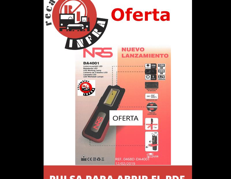 recambios-infra-NRS-LINTERNA-PORTATIL-LED