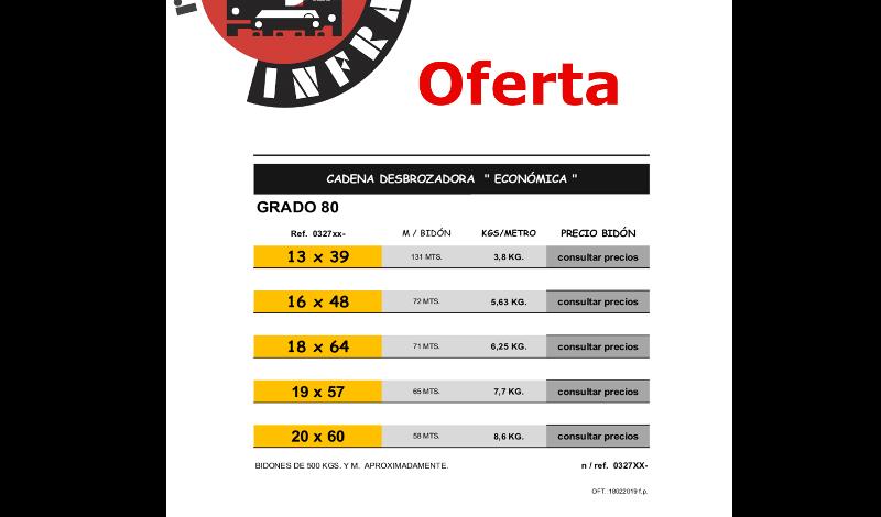 recambios-infra-CADENA-DESBROZADORA