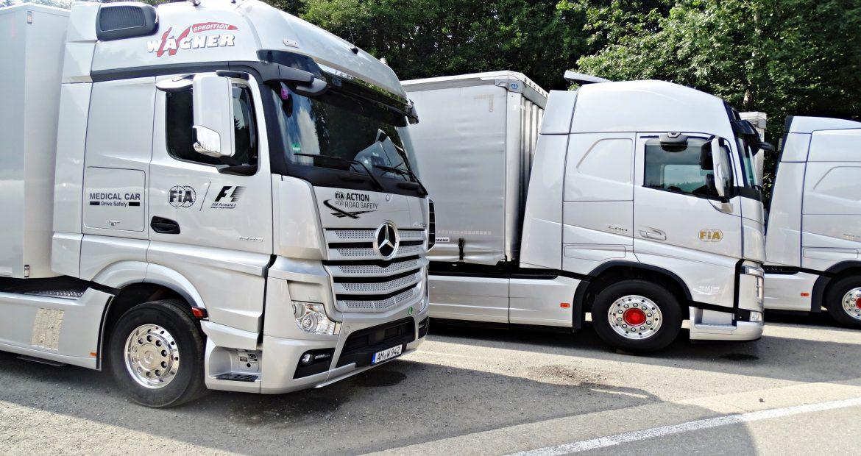 Se adelanta a septiembre de 2020 los cambios para cabinas de camiones 1920