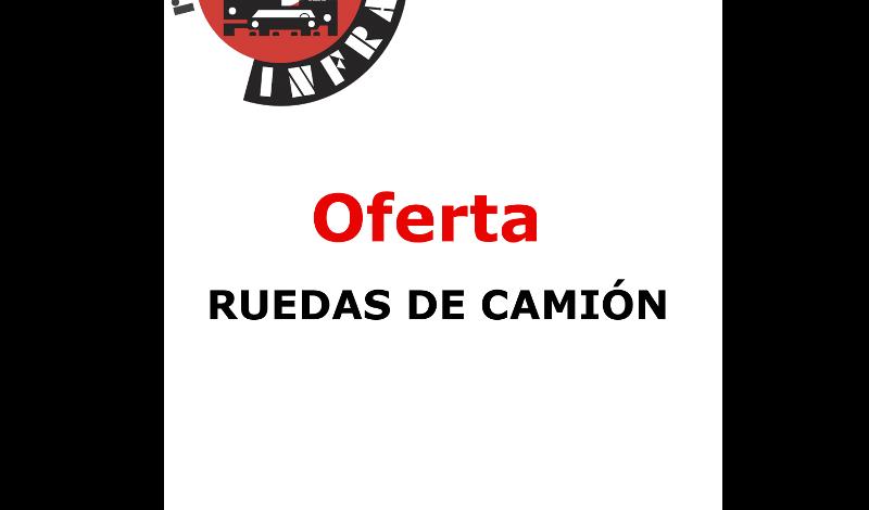 recambios-infra-OFERTA-RUEDAS-CAMION