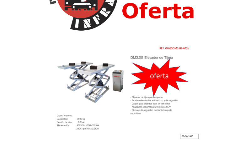 recambios-infra-OFERTA-ELEVADOR