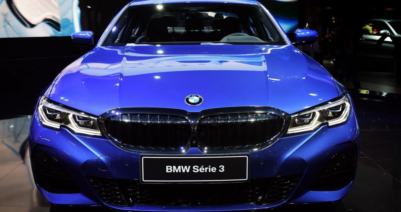 Nuevo BMW serie 3 2020 como es de seguro.1920