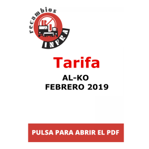recambios-infra-AL-KO FEBRERO 2019