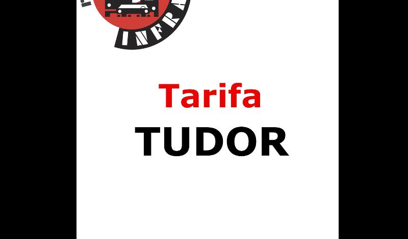 recambios-infra-TARIFAS TUDOR