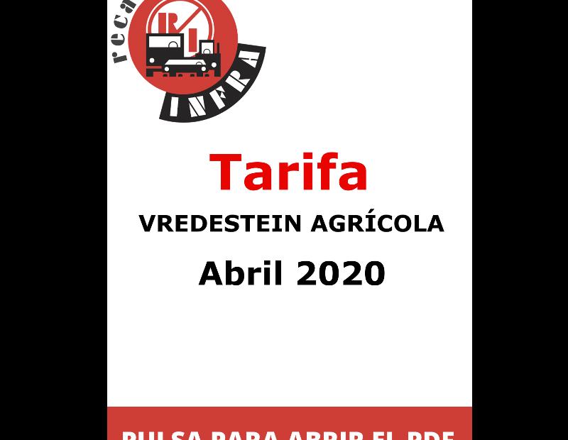 recambios-infra-VREDESTEIN-Agrícola Abril 2020