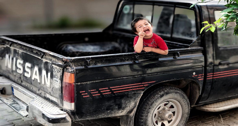 Ahora que ya se puede viajar hay que prestar atención especial a la seguridad de los niños en el coche.1920