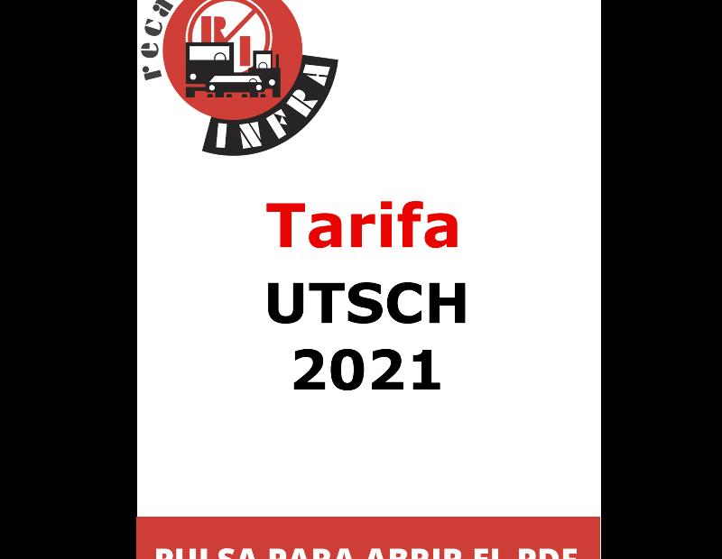 recambios-infra-Utsch-Tarifa-PVP-2021
