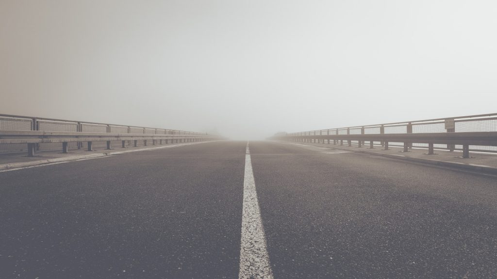 En estas carreteras los viajeros afirman que se ven fantasmas